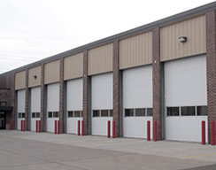 Chippewa Valley Door Commercial Garage Doors