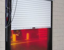 Chippewa Valley Door Coiling Fire Doors